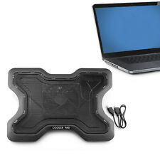 Notebook cooling pad USB Laptop Pad Stand Adjustable Cooler Fan For Game PC Note
