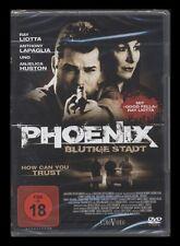 DVD PHOENIX - BLUTIGE STADT - FSK 18 - RAY LIOTTA + ANJELICA HUSTON *** NEU ***