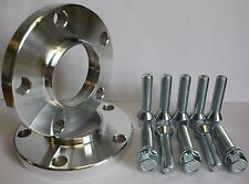 2 X 15MM HUBCENTRIC ALLOY WHEEL SPACERS FIT AUDI S1 S3 TT V6 MK1