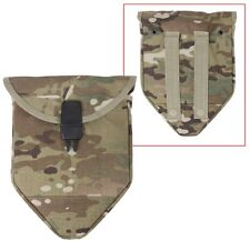 Multicam Military MOLLE Nylon Tri-Fold Shovel Cover 2818