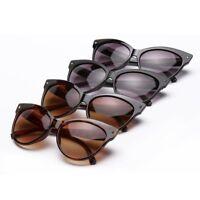 Womens Fashion Vintage Retro Cat Eye UV400 Sunglasses Eyewear Shades Eye Glasses