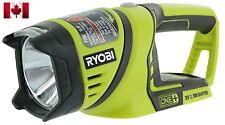 New Ryobi Home Expert P704 Twist-able 18v One+ Lithium Ion Work Light