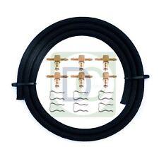 6x BOSCH f00vc17503 anello di tenuta ugelli supporto calore PARABREZZA Injector Set seals
