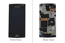 Genuine Samsung Omnia W I8350 Black LCD Screen & Digitizer - GH97-12986A