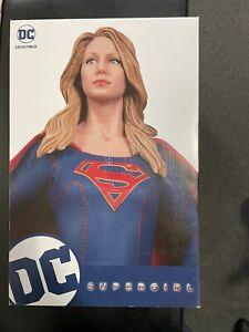 "DC COLLECTIBLES WB TV SUPERGIRL STATUE MELISSA BENOIST 1/6 12.5"""
