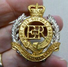 1953-60 PERIOD ROYAL AUSTRALIAN ENGINEERS HAT BADGE