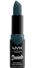 NYX Professional Makeup Suede Matte Lipstick - ACE