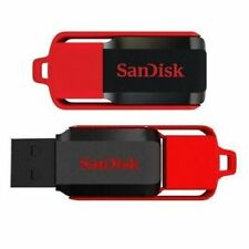 SanDisk USB 64 GB Cruzer Switch USB 2.0  USB Flash Drive New ct