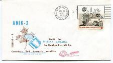 1973 Anik-2 Telesat -B Canada's 2nd Domestic Satellite Hughes Aircraft NASA