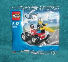 Lego 30010 City Fire Chief in Polybag