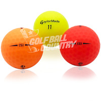 24 TaylorMade Project (s) Matte Color Mix AAAAA (5A) Used Golf Balls