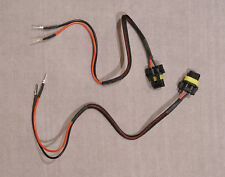 2x H8 H9 H11 H11B H16 880 881 889 HID Female Connector Harness
