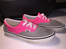 04acdcf0da Vans Classic Era Shoes Size Women s 6.5 Men s 5 Pink ...