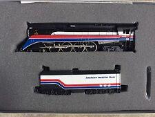 Bachmann Plus American Freedom Train (Daylight) Locomotive & Tender HO Scale