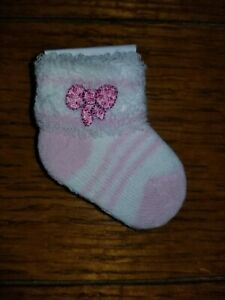 *New* Newborn Baby Girl Socks