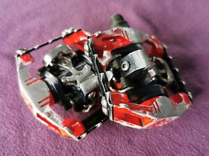 Shimano DX PD-M636 clipless pedals SDP
