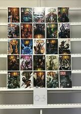 Crux 1-25 Crossgen 25 Lot Comic Book Comics Set Run Collection Box