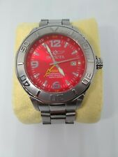 invicta pro diver gmt Red Dial Swiss Movt