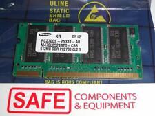 512MB SODIMM Sony VGN-FS115B VGN-FS115E VGN-FS115M VGN-FS115MR Ram Memory