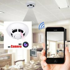 WIFI 1080P Hidden Spy Smoke Detector Video Camera Motion Detection Digital Cam