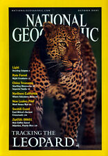 NATIONAL GEOGRAPHIC MAGAZINE Volume 200 #4 October 2001 *Ships Free w/$35 Combo