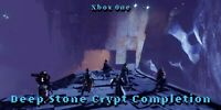 Destiny 2 Deep Stone Crypt Full Raid + Secret Chests Completion ( Xbox or PC )