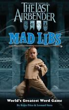 The Last Airbender, Mad Libs, Worlds Greatest Word Game, By Price and Stern
