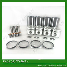 Liner Piston Kit Set for ISUZU 4BD1T (Liner+Piston+Piston Ring+Pin Bush x4)