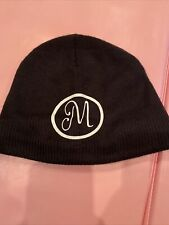 Initial M Youth Hat