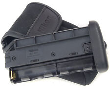NIKON MS-D11 AA Battery Pack D7000 + Soft Case ===Mint===