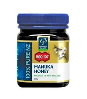 Manuka Health-Manuka Honey MGO 100+ 250g
