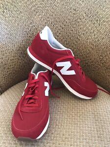 Size 12- New Balance 501 Red - ML501CVB