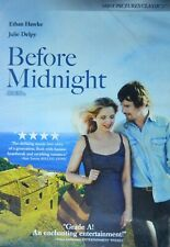 Richard Linklater's Before Midnight (2013) Ethan Hawke Julie Delpy Sealed