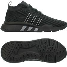 Adidas EQT Support Mid ADV PK black gray Men's Mid-Cut sneakers trainers shoe