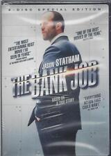 THE BANK JOB STARRING JASON STATHAM N 2-DISC SPECIAL EDITION EW DVD