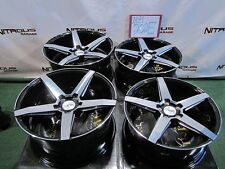 "20"" Savini Concave BM11 BMW F10 525 528 535 550 640 650 11-16 black wheels W202E"