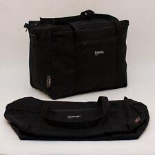 KJD LIFETIME inner saddlebag liners for BMW Adventure cases: R1200GS (Black)
