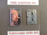 WILLIE NELSON GREATEST HITS CASSETTE CANADA IMPORT W/ SUFFER IN SILENCE