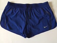 "Ladies NIKE AEROSWIFT Running Shorts Dri Fit Size Medium (3"")"