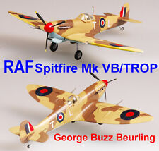Easy Model 1/72 RAF Spitfire Mk VB/TROP George Buzz Beurling 249 Sqn 1942 #37218