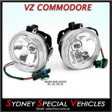 VZ COMMODORE SS SV6 SV8 FOG / DRIVING / SPOT LIGHTS - BRAND NEW PAIR