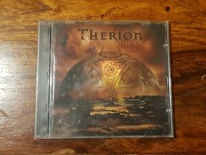 Therion 'Sirius B' - CD, 2004 - *FIRST PRESSING!* Nuclear Blast