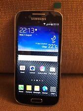 SAMSUNG Galaxy S4 MINI GT-I9195 - 8GB-nero nebbia (sbloccato) Smartphone Grado A