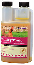 Poultry Tonic 500ml - Vitamins for Chickens & Poultry