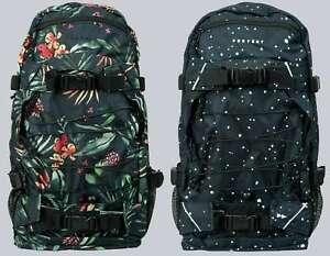 Forvert Rucksack/Backpack New Louis Tropical, Navy Dots
