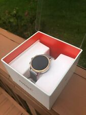 Fossil Women's Gen 4 Q Venture HR Rose Gold, Grey Touchscreen Smartwatch FTW6016