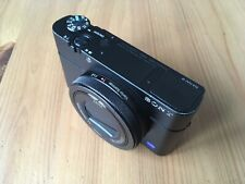 SONY DSC-RX100M4 24-70mm f1.8-2.8 ZEISS Vario-Sonnar T* + 4 BATTERIES & CHARGER