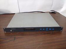 ComStream ABR700 Audio Broadcast Receiver Professional Audio Rack Mount