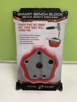 Real Avid Smart Bench Block Non-Slip and Marring Universal Gunsmith Tools