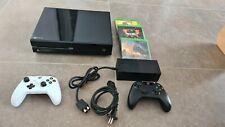 Microsoft Xbox One 500GB Konsole - schwarz mit 2 Controllern und 3 Spielen